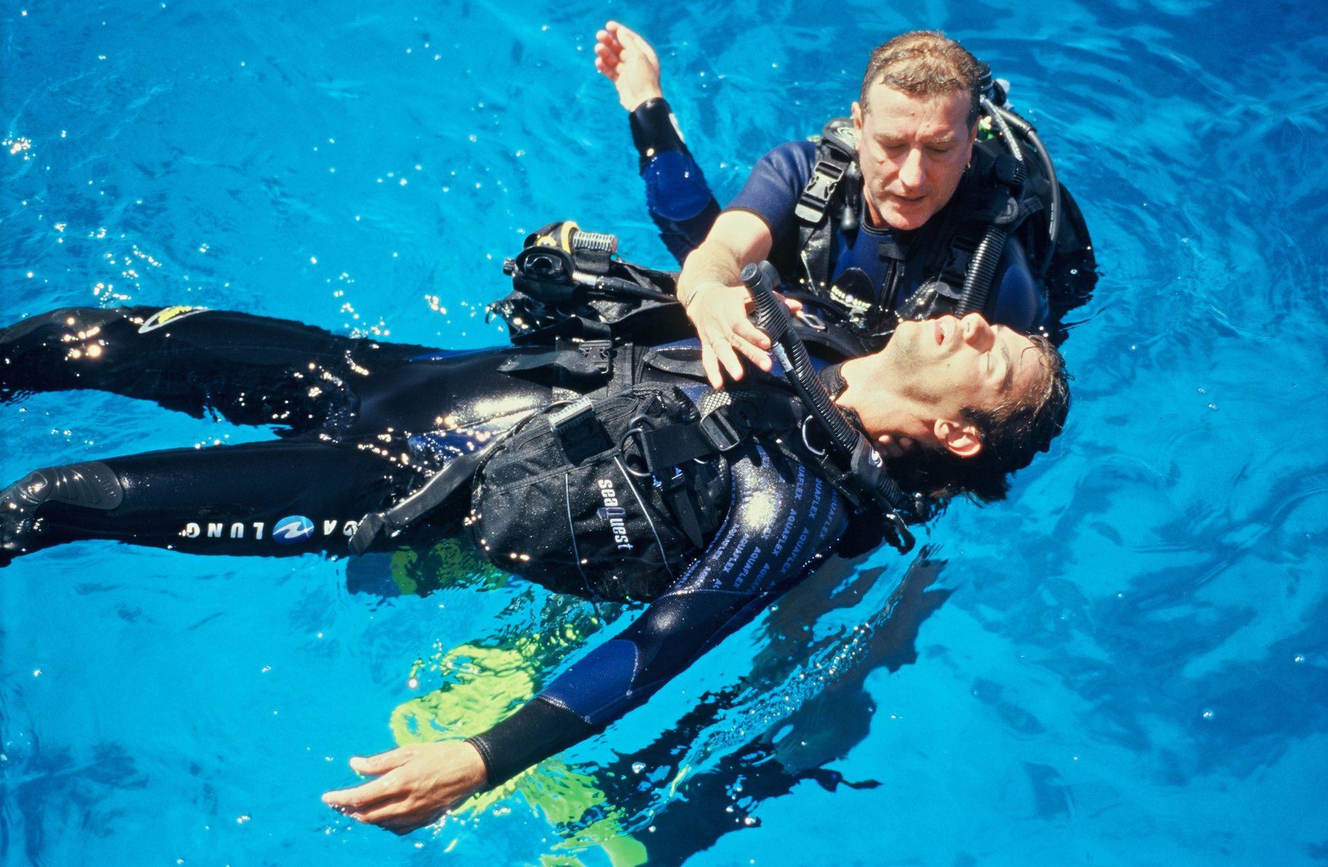 Why take the PADI Rescue Diver course?