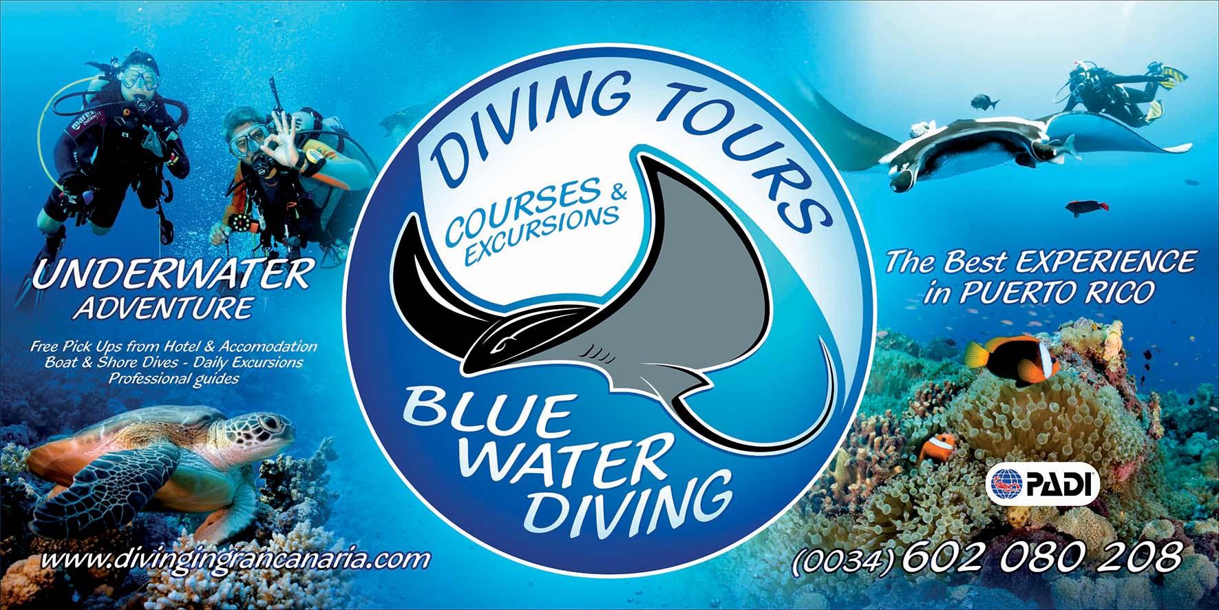 New Dive Centre in Gran Canaria
