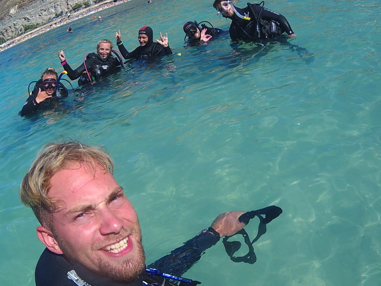 Tips for Quarantined Divers
