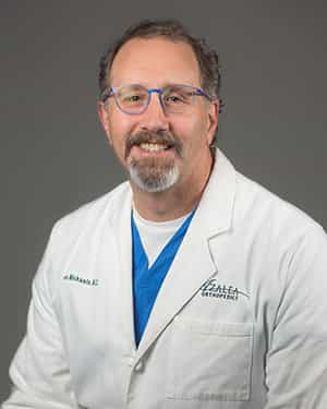 James Michaels, MD