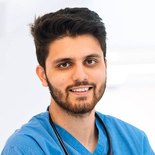 Dr. Yusuf Sherwani, MD