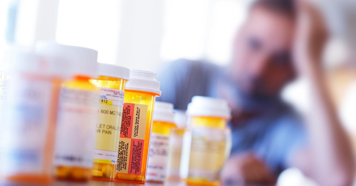 Healthcare costs of opioid addiction