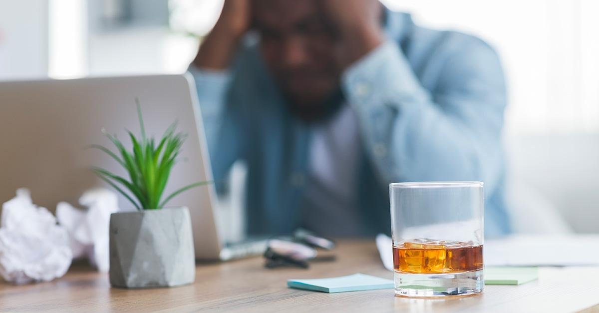 Alcoholism at work