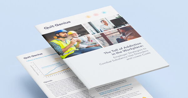 Addiction in the workforce white paper
