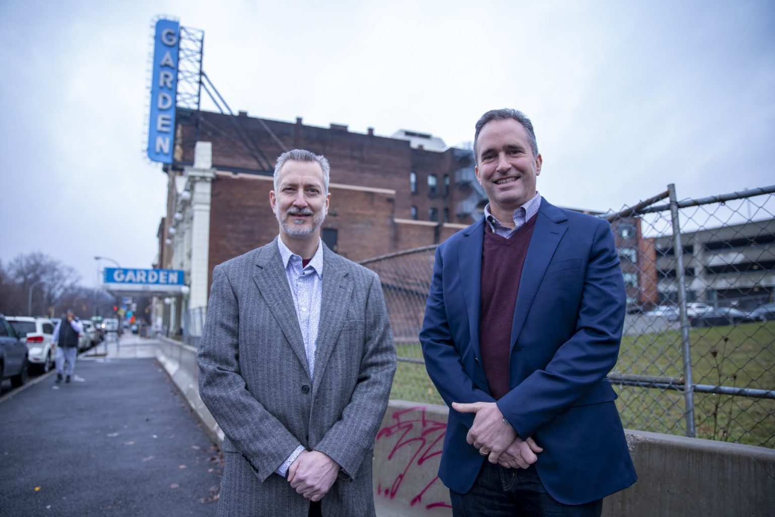 In limbo no more: New construction to begin on remaining lots of Garden Theater block