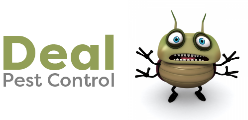 Deal Pest Control logo