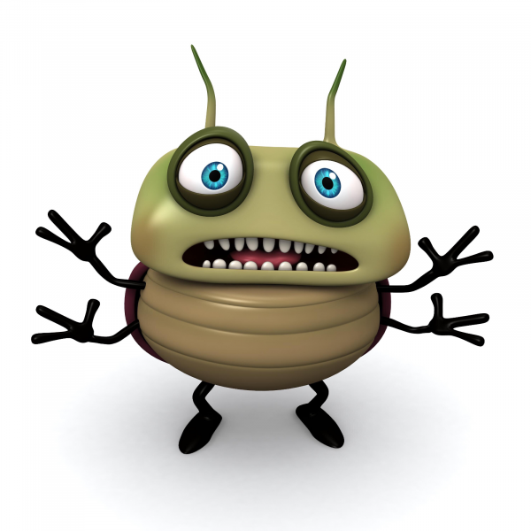 Deal Pest Control character