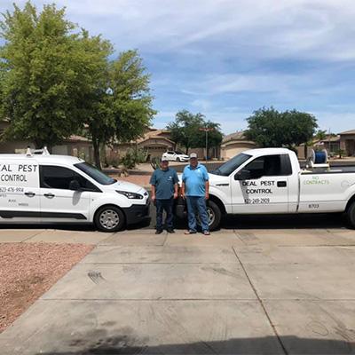 Deal Pest Control team