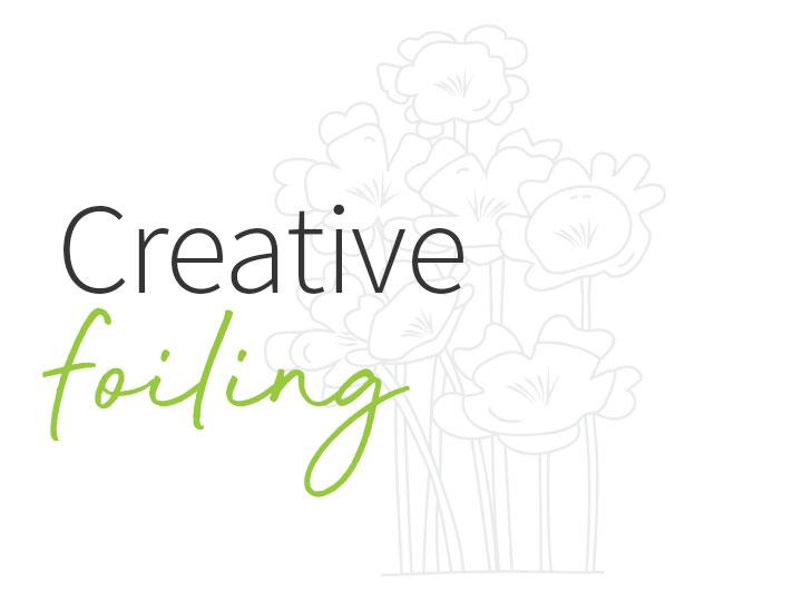 Creative Foiling
