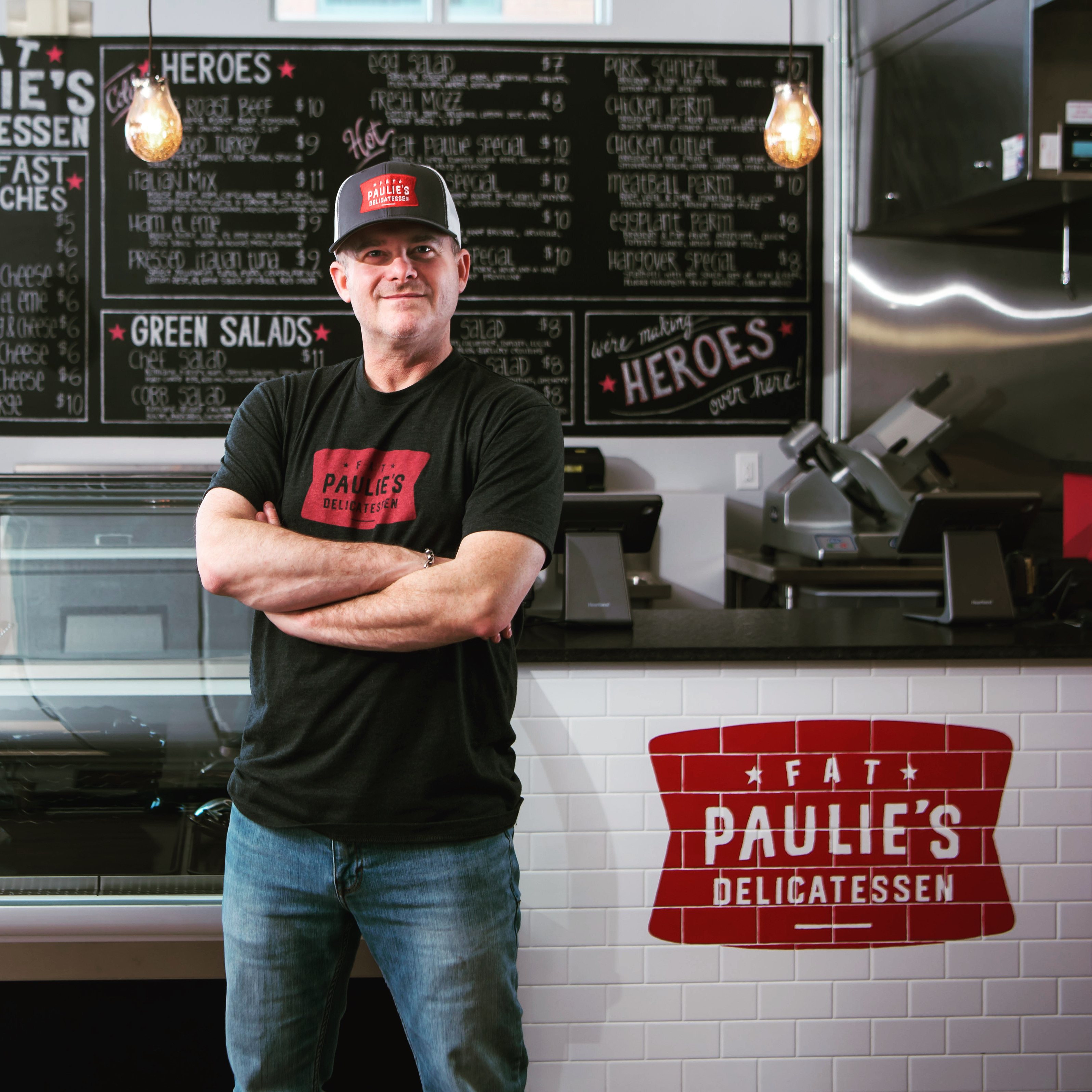 Jason Friedman owns and operates a classic Long Island Deli in the heart of Saratoga Springs, NY.