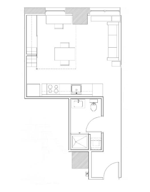 Studio Loft – Unit F