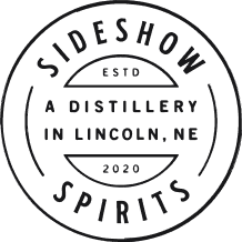 Sideshow Spirits - A distillery in Lincoln, NE