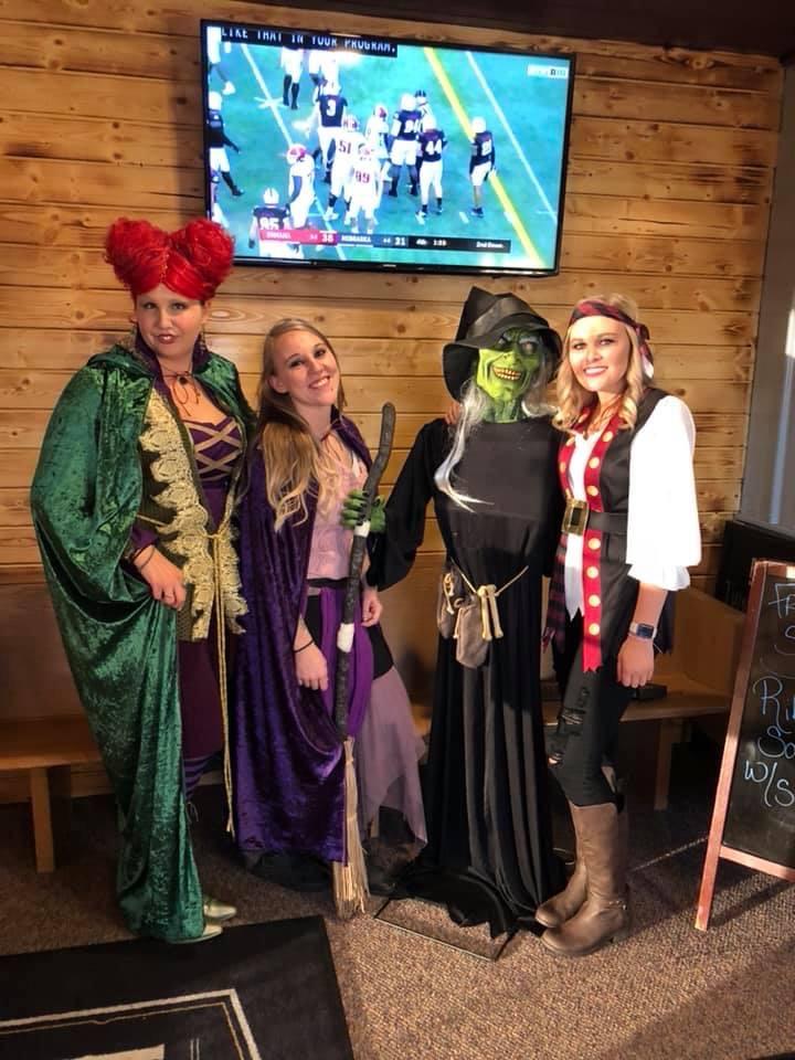 Halloween at KBC!
