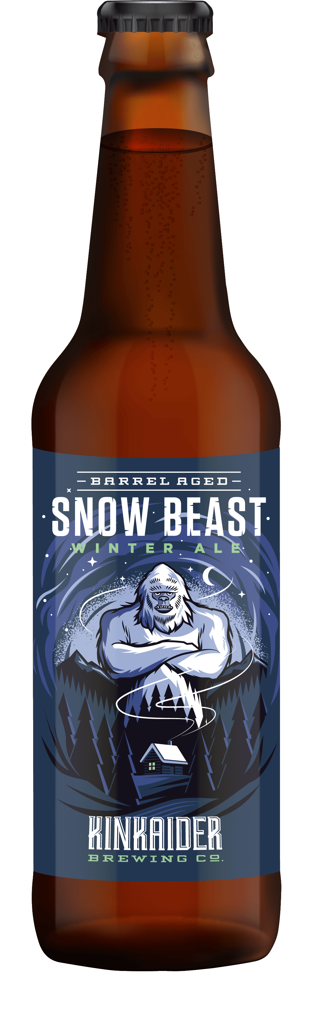 Barrel Aged Snow Beast Pack