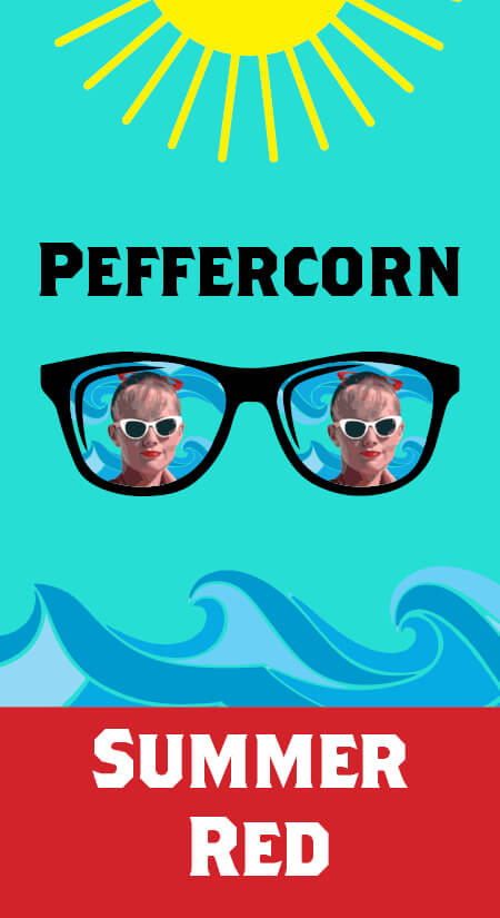Peffercorn Summer Red