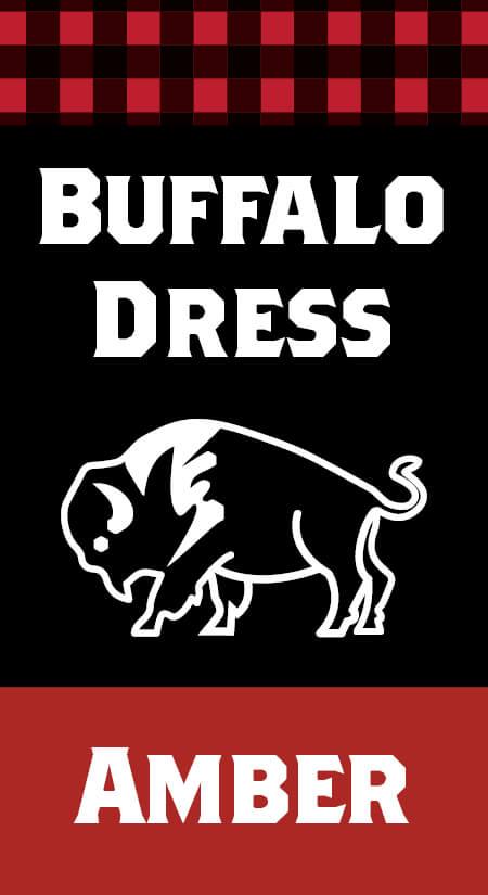 Buffalo Dress Amber Ale