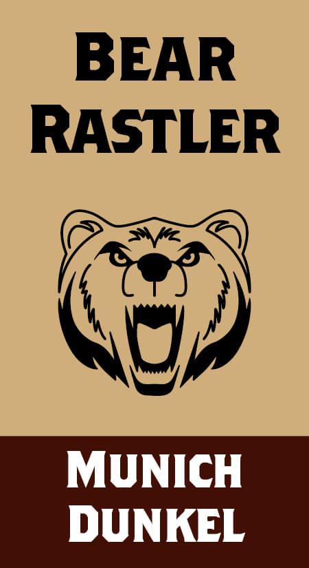 Bear Rastler Munich Dunkel