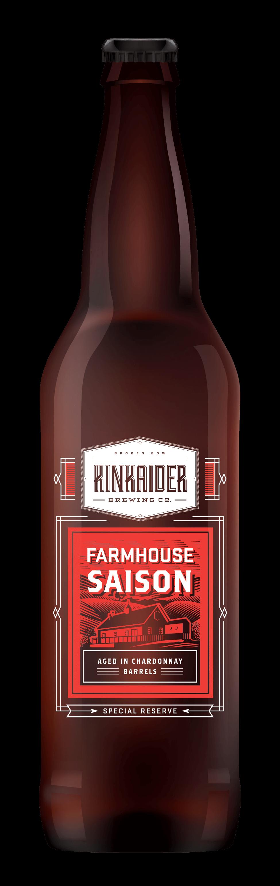 Farmhouse Saison