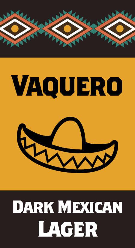 Vaquero Mexican Lager