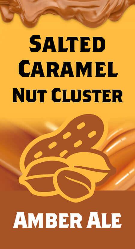 Salted Caramel Nut Cluster Amber