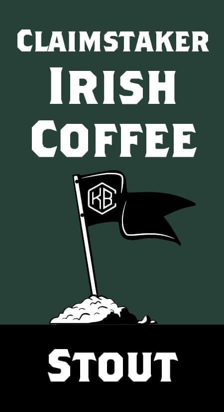Claimstaker Irish Coffee Stout