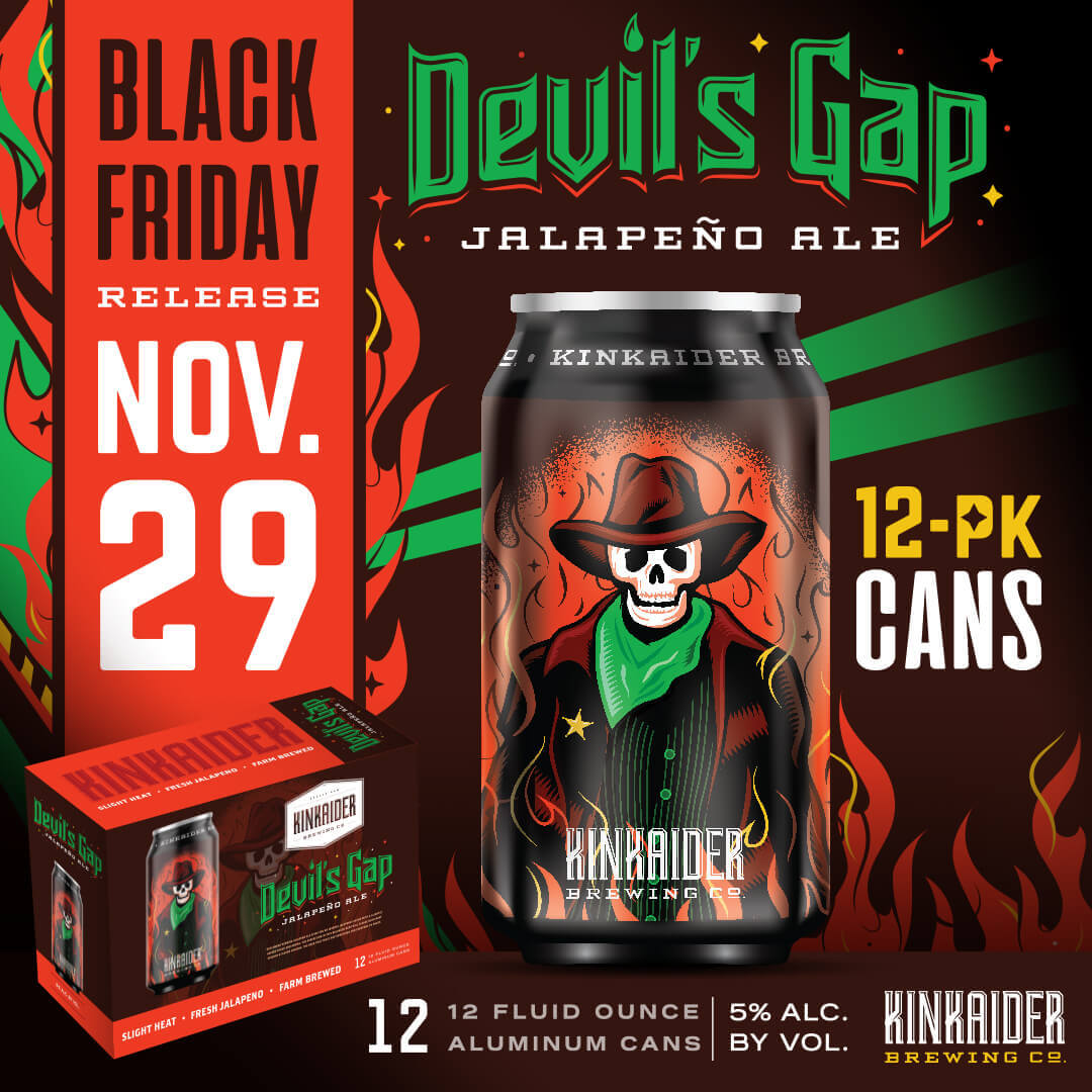 Devils gap in 12pk cans