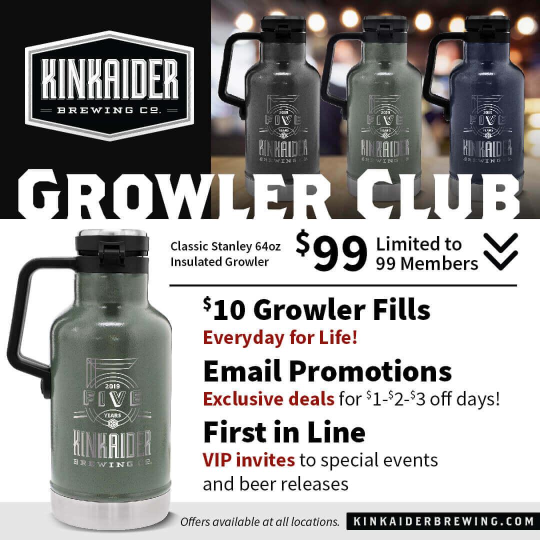The Growler club
