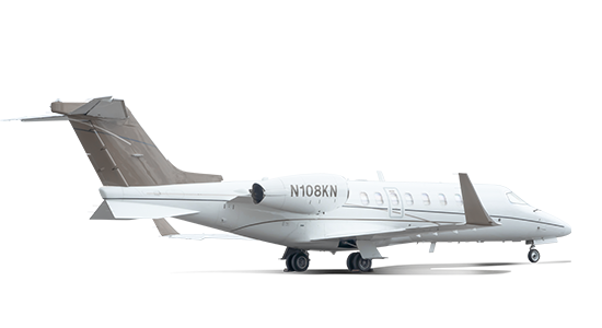 Learjet 45XR Aircraft