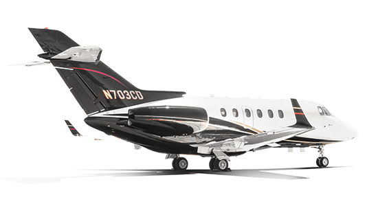 Hawker 900XP Aircraft