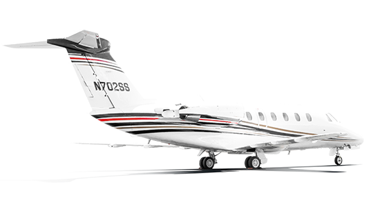 Citation III Aircraft
