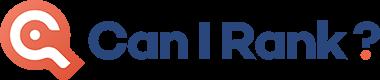 Logo von canirank.com, einem Tool für SEO Freelancer.