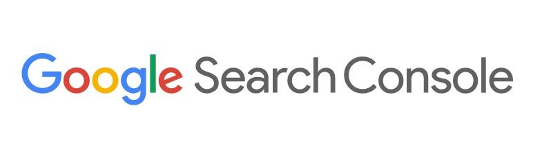 Das Logo von Google Search Console. Wird von SEO Freelancern als Tool genutz.