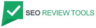 Logo von seoreviewtools, einem Tool für SEO Freelancer.