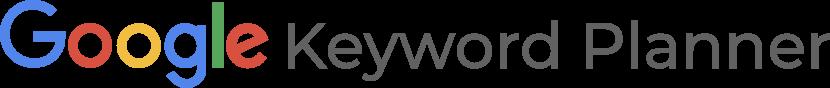Markenlogo von Google Keyword Planner, einem Tool für das SEO Freelancer nutzen.