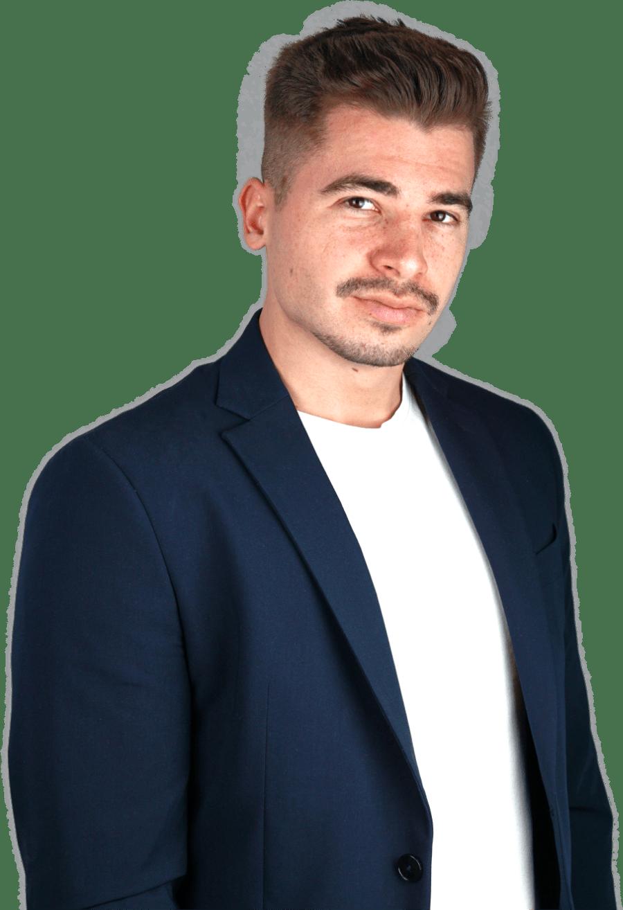 Tobias Weingärtner - Inhaber TW digital und Webdesign & SEO Spezialist.