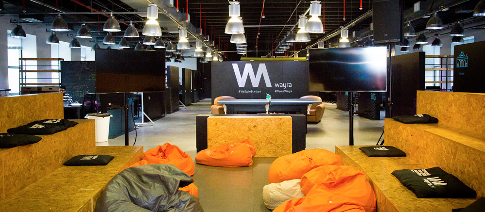 Wayra Hub Brasil