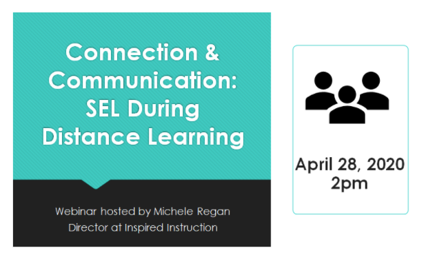 Connection and communication webinar