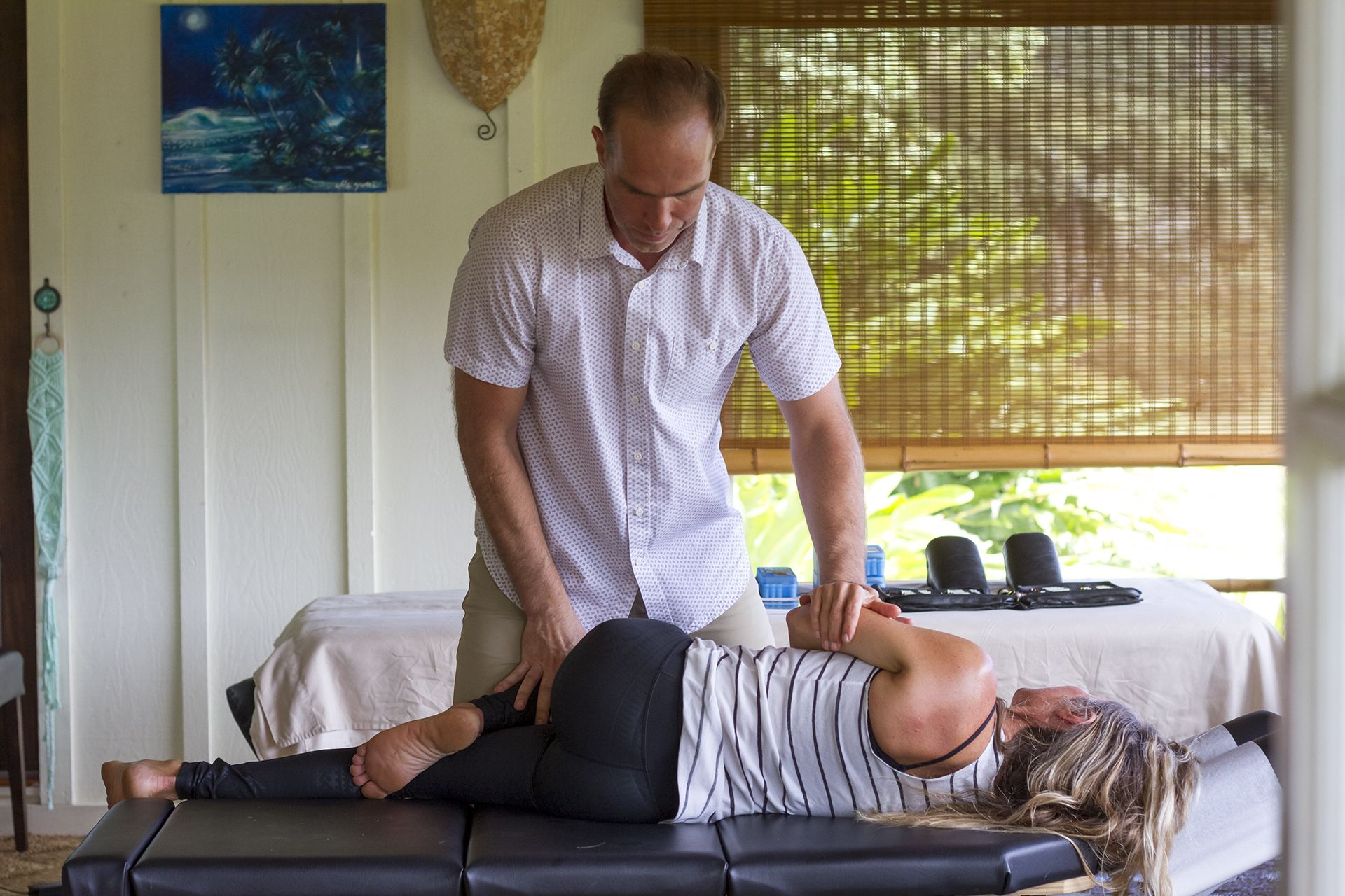 Applied Kinesiology - Natural Medicine Treatments Kauai