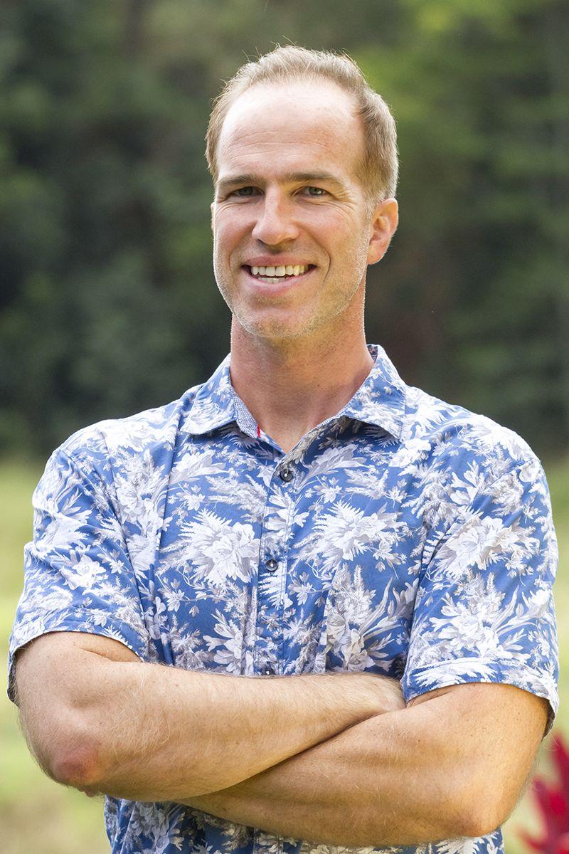 Dr. Zack Allen - Regenerative solutions for optimal health, Kauai Hawaii
