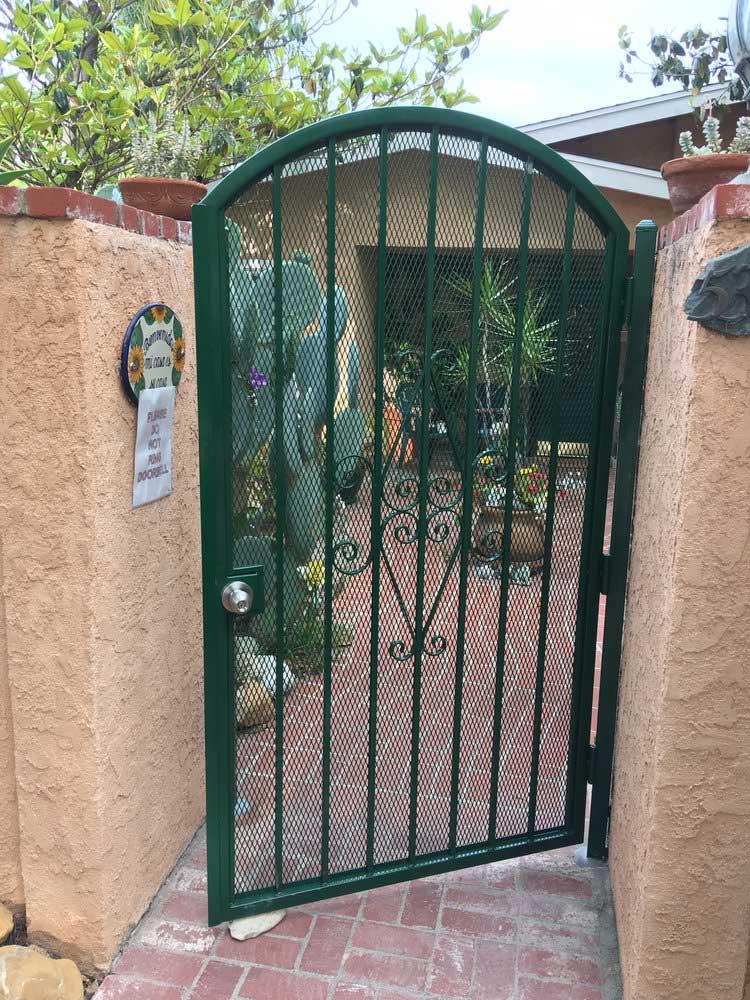 gate repair project