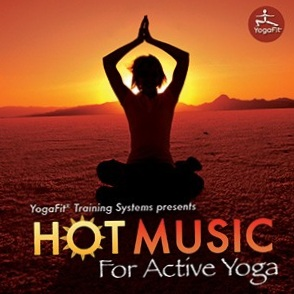 Hot Music For Active Yoga