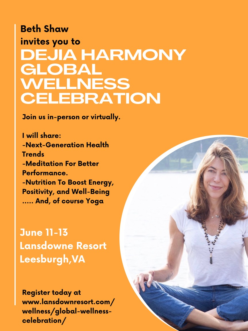 Dejia Harmony Global Wellness Celebration