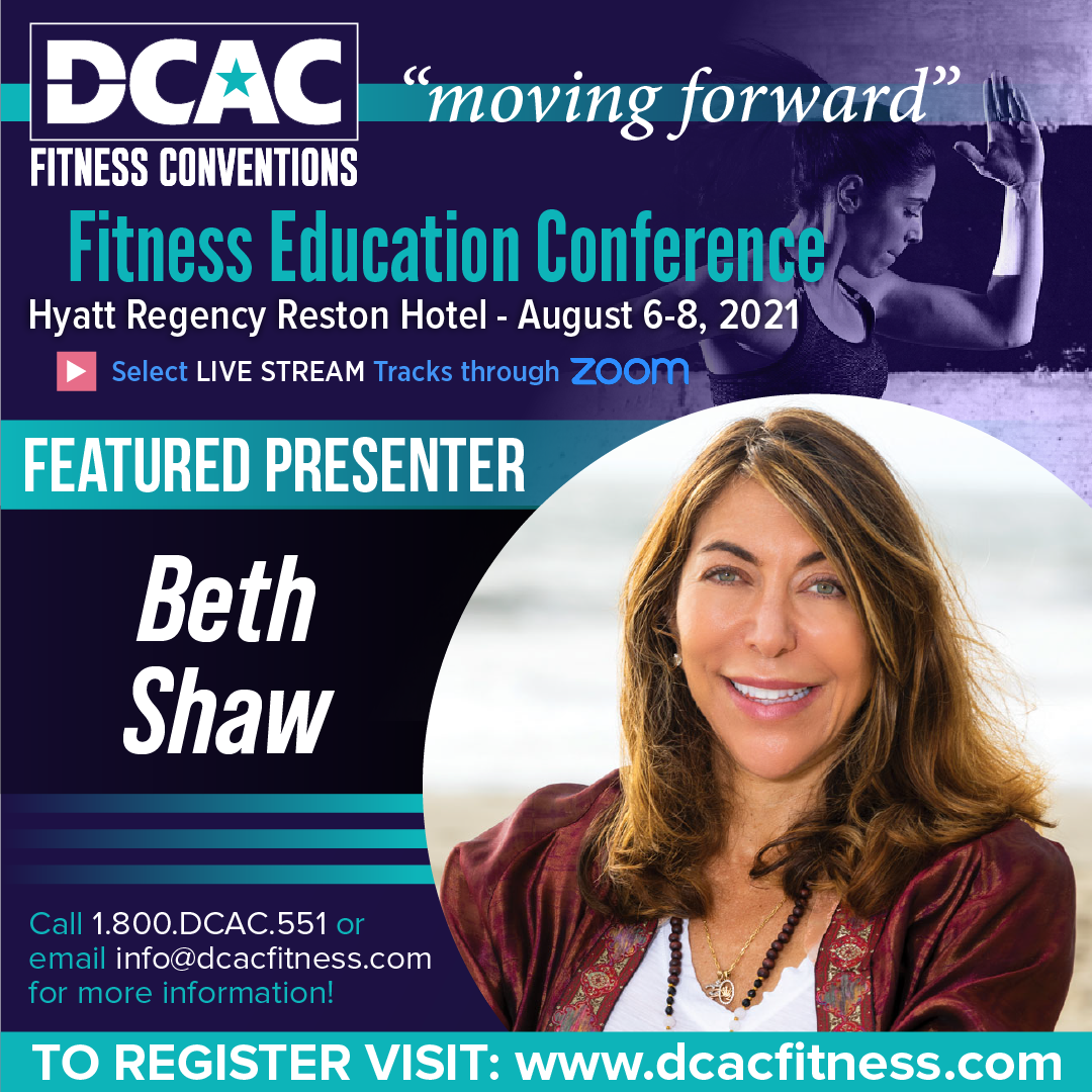 DCAC Fitness Education Conference