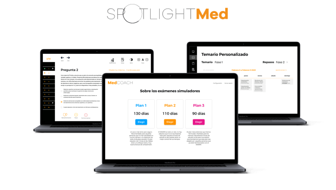 Spotlight MedCoach