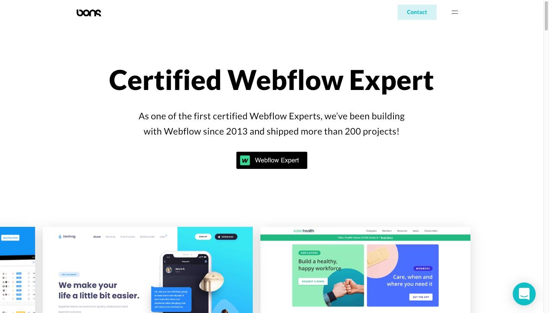 Bons (Webflow Experts)