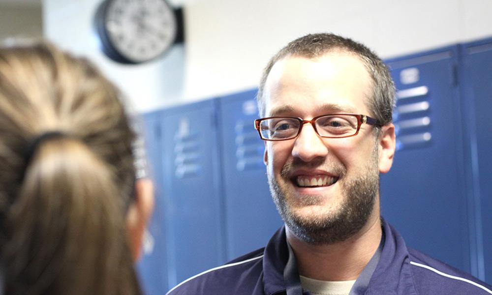 Mr. M. Larson