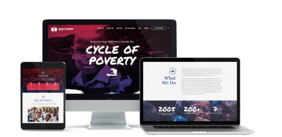 Lumiere D'Education Website