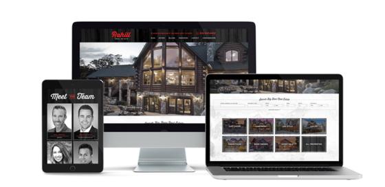 Rahill Real Estate Website