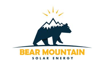 Bear Mountain Solar Logo