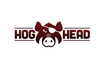 Hog Head Logo